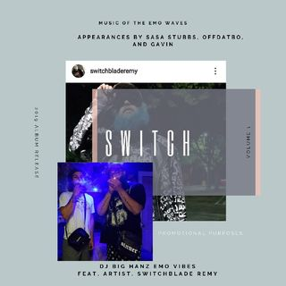 Groovy EMO Weekend Music With Switchblade Remy | 10jeez | SASA STUBBS | Gavin | OffdatBo - #promotion Big Hanz Groovy Music Podcast