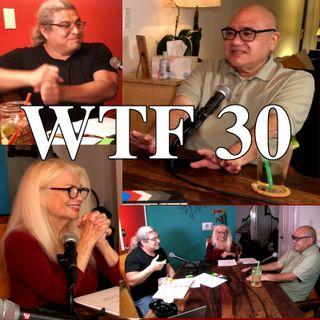 """WTF 30 """"Odd Thomas"""" (2013), """"Suspect Zero"""" (2004), """"The Devil's Backbone"""" (2001), """"The Raid: Redemption"""" (2011)."""