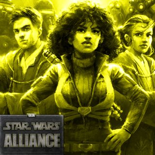Out of the Shadows Review Star Wars Alliance Episode XXXV