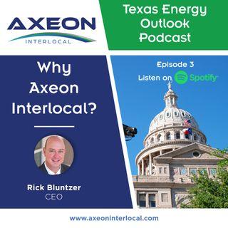 Why Axeon Interlocal?