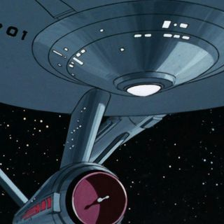 106: STAR TREK: TAS (Part 2 of 2) with Aaron Harvey