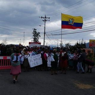 Confirman muerte de cinco personas tras protestas en Ecuador