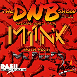 the DNB show S01E11 (with guest M11NX)