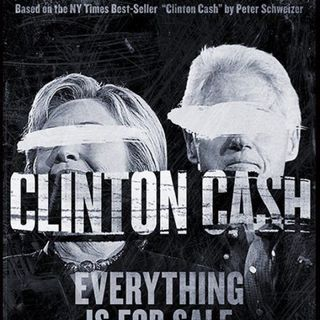 Clinton + Cash = Corruption