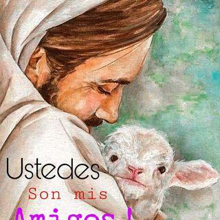 EVANGELIO DE HOY viernes 7 de Mayo 2021 quiero ser tú amigo Señor !