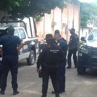 Desarman a policía de municipio oaxaqueño