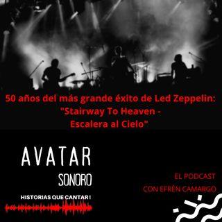 50 años de Escalera al Cielo - Stairway To Heaven de Led Zeppelin
