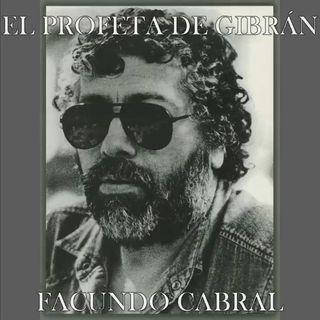 El Profeta de Gibrán [Audiolibro] Facundo Cabral