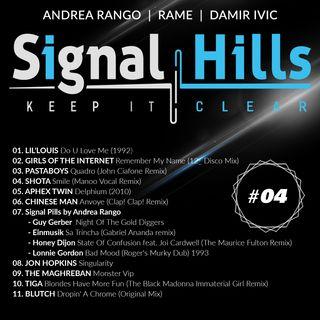 Signal Hills #4Domenica 14/10 /2018