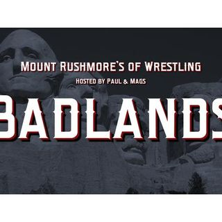 Badlands Wrestling's Mount Rushmores #26: Stats!!