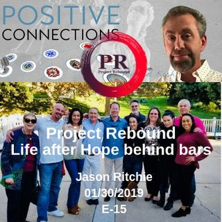 From Prison To Scholar: Life After Hope Behind Bars: Jason Ritchie and Project Rebound