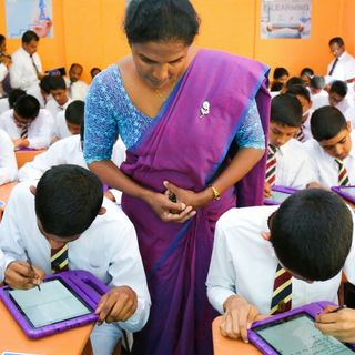 Where does EdTech stand in Sri Lanka