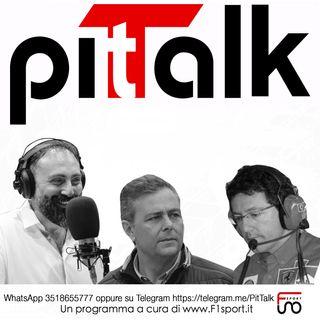 Pit Talk - F1 - Aspettando il mondiale ed il calendario