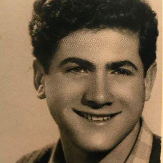Sami Modiano, rimasto ad Auschwitz