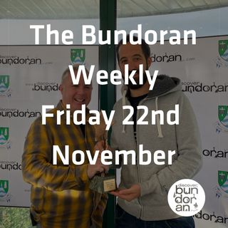 069 - The Bundoran Weekly - Friday 22nd November 2019