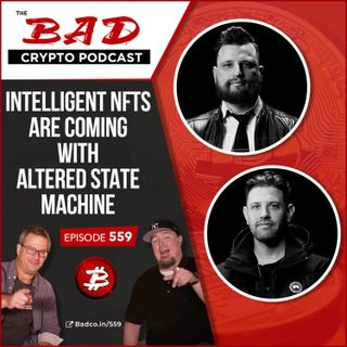 Intelligent NFTs are Coming with Altered State Machine