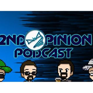 2nd Opinion Podcast #118 - Batman, TitanFall, Costume Quest 2, and MORE!