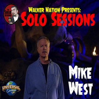 SS #12 Mike West - Universal Orlando Executive Producer