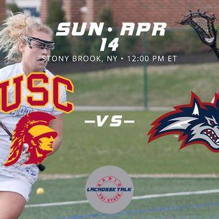 #14 USC v. Stony Brook (W)
