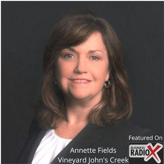 Annette Fields, Vineyard Johns Creek