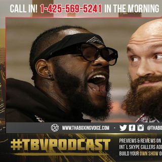 ☎️Tyson Fury to PAUSE on Wilder Rematch😱Arum serving up that Top Rank DIET⁉️