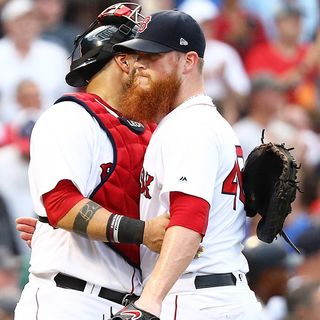 All-Star Closer Craig Kimbrel's Inefficiencies Mounting For Red Sox