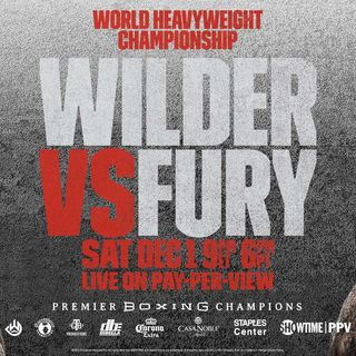 Inside Boxing Weekly: Wilder-Fury Preview and More W/John Raspanti