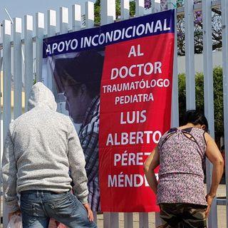 Fiscalía de Oaxaca, obstáculo para la labor médica