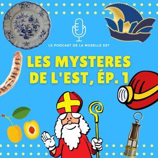 Les Mysteres de l'Est, Episode 1 :  introduction
