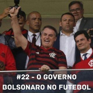 OCA#22 - O governo Bolsonaro no futebol, com Breiller Pires