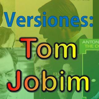 Versiones - Antonio Carlos 'Tom' Jobim