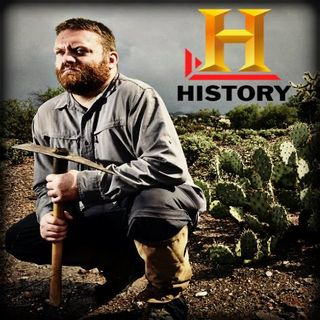 Eric Magnuson from the History Channel's Legend of the Superstition Mountains