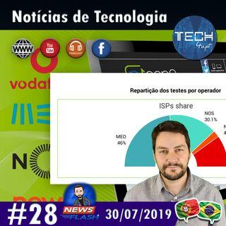 Melhor operadora internet em 2019 (1ºS.), Top 10 Antutu - #28