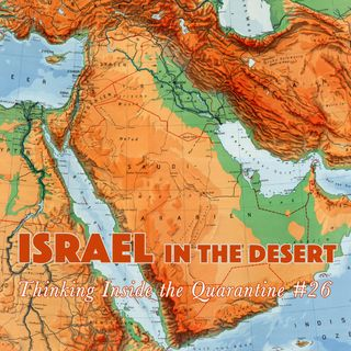 Israel in the desert (Thinking Inside the Quarantine #26)