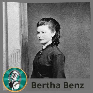 CEIP Gil Muñiz con Bertha Benz