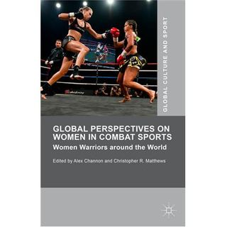"""Dr. Alex Channon - """"Global Perspectives on Women  in  Combat Sports""""Part 1"""