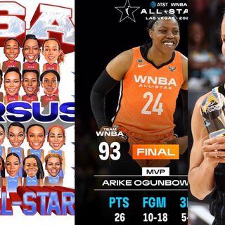 WNBA Allstar Recap
