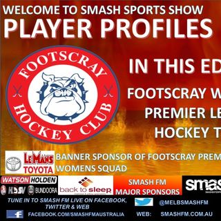 SSS: Footscray WPL Hockey Player Profile