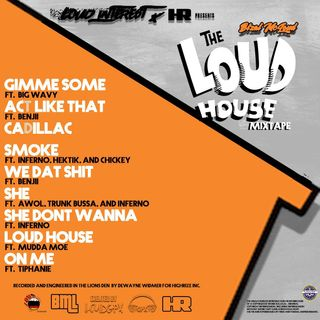 Live STream Of The Louddhouse By Bizal Mcloud Right Now On Listening Session