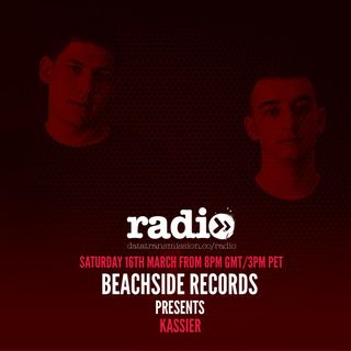 Beachside Records Radioshow Episode # 011 by Kassier