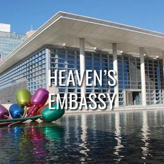 Heaven's Embassy - Morning Manna #3054