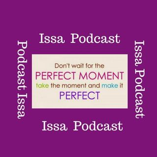 Issa Spreaker Podcast