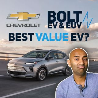 27. Best Affordable EV? w/ Two Bit da Vinci | 2022 Chevrolet Bolt EV & EUV