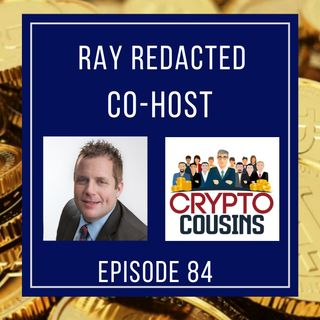 Todays Co-host Is Ray Redacted - Talking Crypto Security