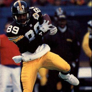 Ernie Mills:Former Pittsburgh Steelers WR!