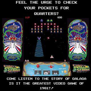 Games of 1981:  Galaga turns 40!