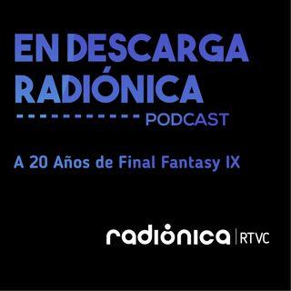 A 20 Años de Final Fantasy IX