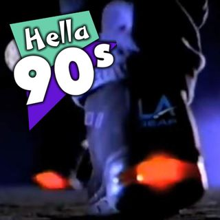 LA Gear: When Your Kicks Need Lights