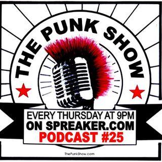 The Punk Show #25 - 07/25/2019