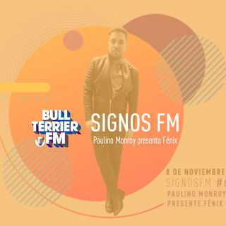 SignosFM #617 Paulino Monroy presenta Fénix